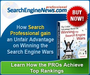 Planet Ocean SearchEngineNews.com Unfair Advantage Book