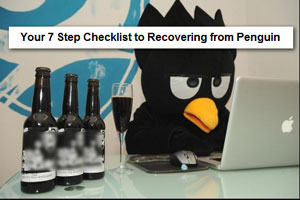 Google Penguin Recovery Graphic