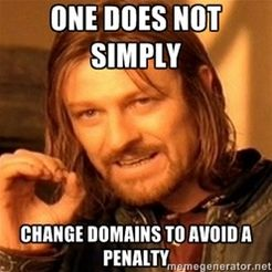 Should you walk away from a Google Penalized Domain?
