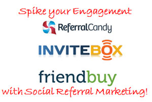 Social Referral Marketing Graphic