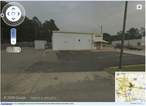 Street View Airport Subs VA
