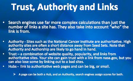 Trust & Authority