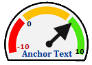 anchor text algorithm dials