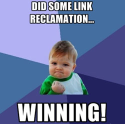 Link Reclamation Strategies Graphic