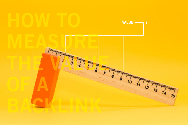 measuring the value of a backlink