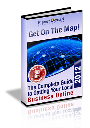 Get on The Map! The Complete Local Guide to Getting Your Small Business Online!